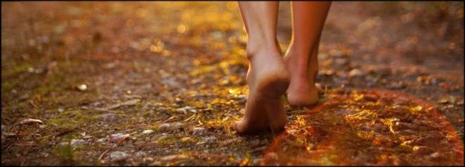 barefoot-hike