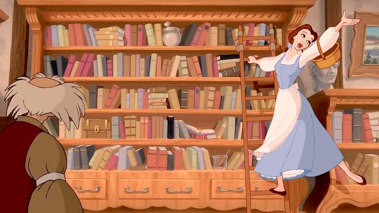 belle-weeee-library